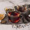 Пьем полезный чай