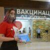 Вакцинация против COVID-19 в торговых комплексах Оренбурга