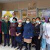 <strong>Жители Каменноозёрного прошли обследование в Центре здоровья</strong>
